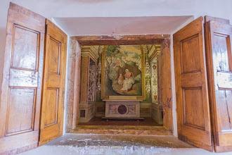 Photo: Private chapel of the Cardinal Ippolito II d'Este in Villa d'Este in Tivoli, Lazio, Italy