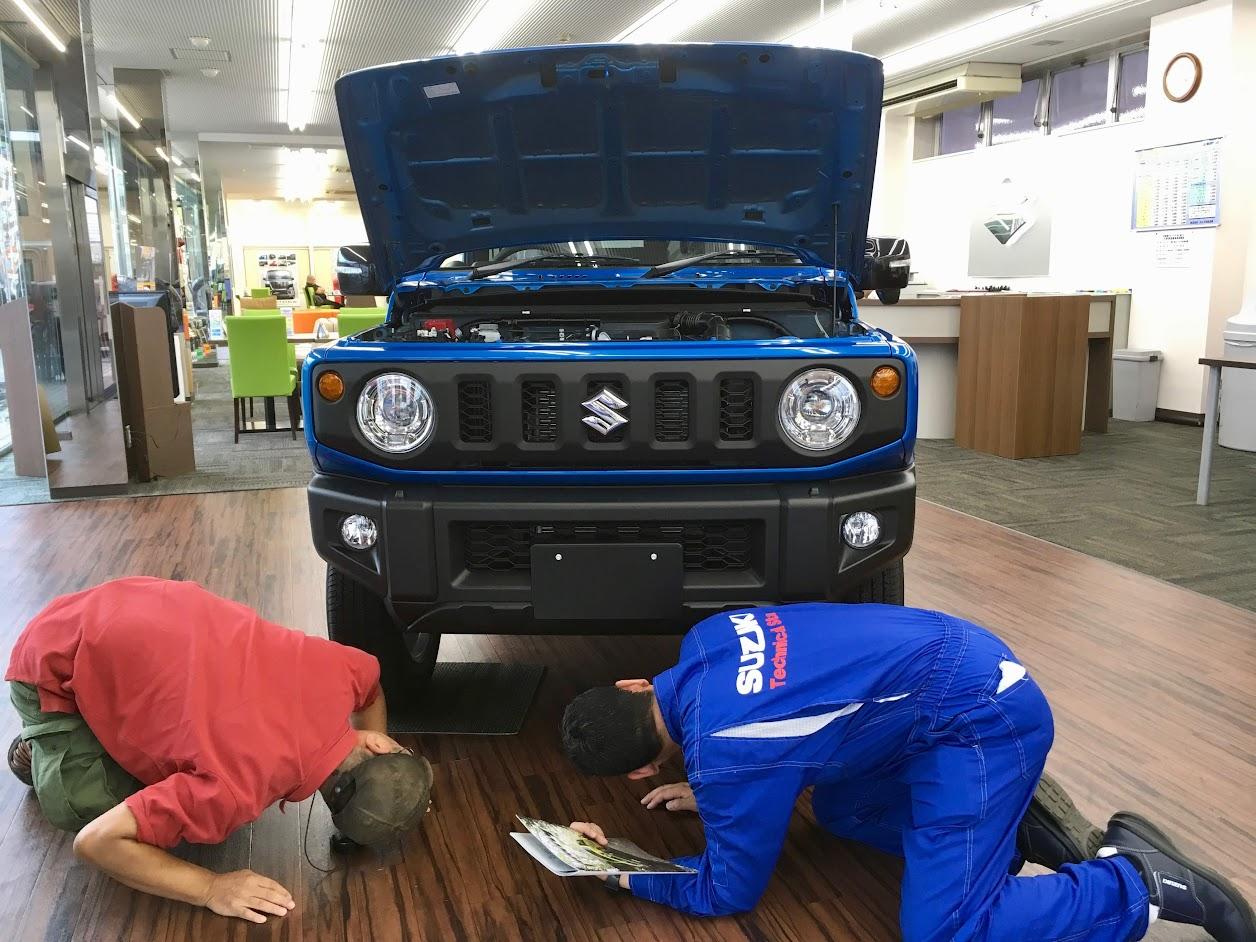 Suzuki Jimny JB64
