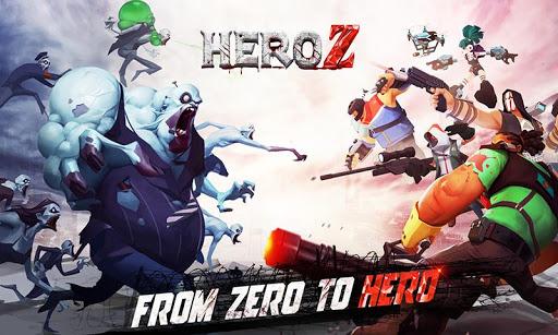 Hero Z:Survival Evolved screenshot 11
