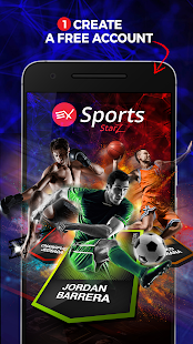 Download EX Sports: Buy & Sell Digital Sport Collectibles For PC Windows and Mac apk screenshot 1
