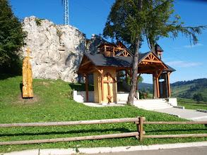 Photo: Pútnické miesto Skalka,kde 15. septembra sa koná svätá omša a pobožnosť k Patrónke Slovenska -Sedembolestnej Panne Márii.