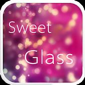 Sweet Glass Emoji Keyboard