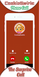 Phone Call From CookieSwirlc - náhled