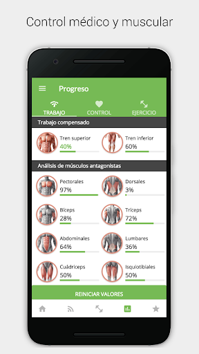 Gimnasio Olimpo screenshot 2