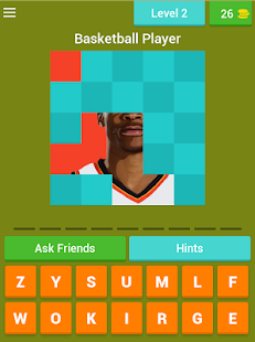Guess Basketball Player- screenshot thumbnail