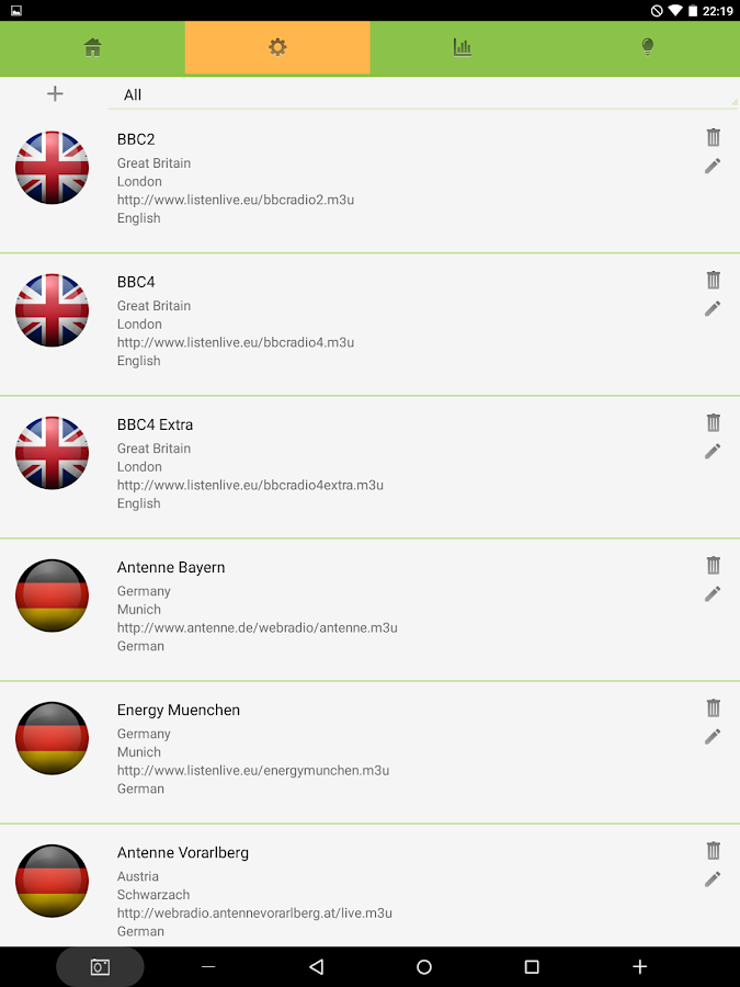 how to change language in google play store