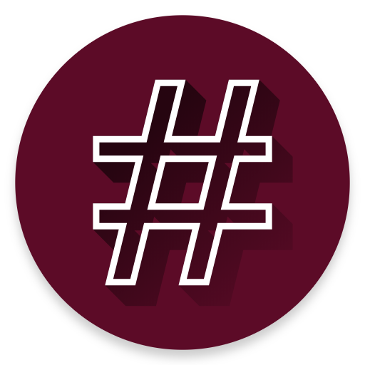 Super Hashtag+