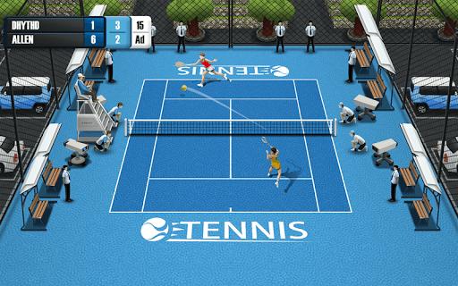 Tennis Stars  screenshots 9