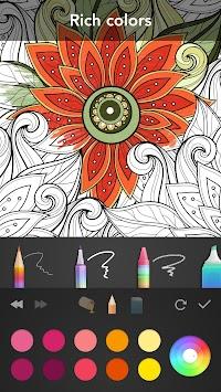 Garden Coloring Book APK Screenshot Thumbnail 2