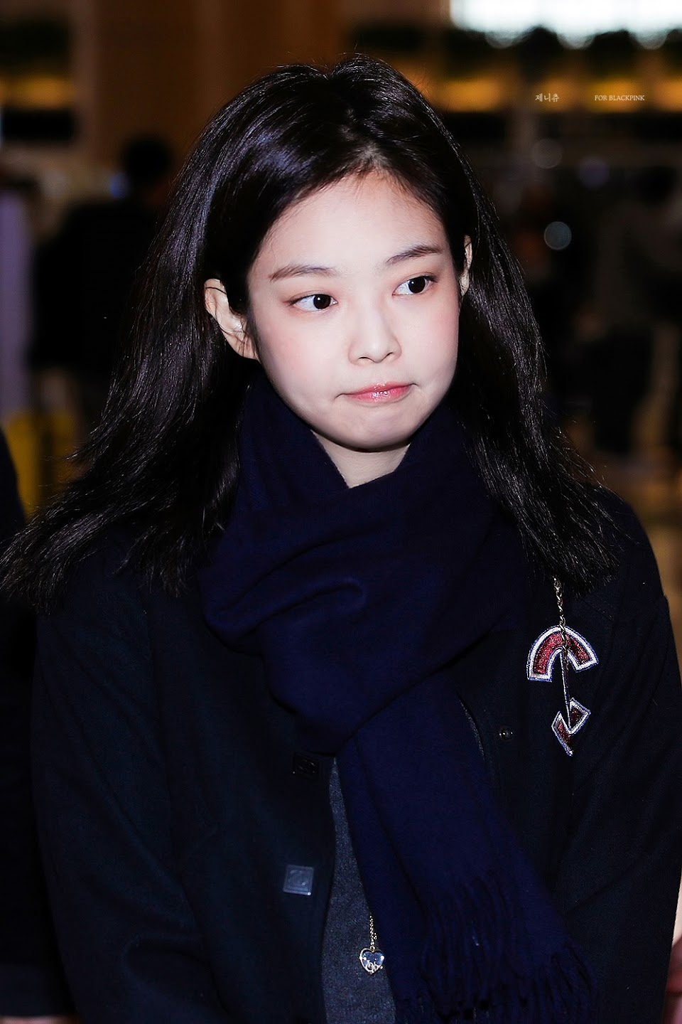 blackpink jennie airport fashion 2019 1