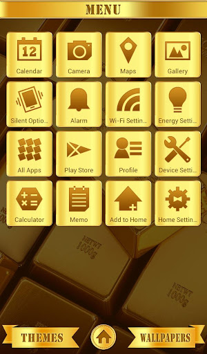 免費下載個人化APP|테마・아이콘 Gold Ingots+HOME app開箱文|APP開箱王
