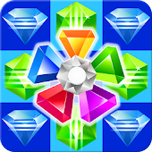 Jewel Legend - Match 3 Games Android APK Download Free By Bamz.co.id