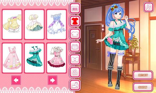 Anime dress up game 1.0.0 12