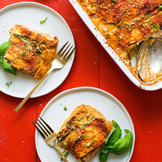 8-Ingredient Zucchini Lasagna (GF)