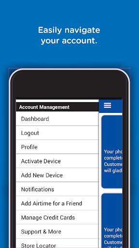 TracFone My Account Screenshot
