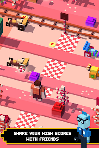 Disney Crossy Road MOD Apk (Unlimited Coins) 4