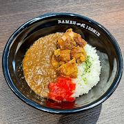 Chicken Karaage Curry on Rice