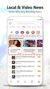 UC Browser MOD Apk Latest  Download (Ad-Free Unlocked) 5