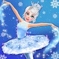 Ice Ballerina Dancing Battle: Dress Up Games APK