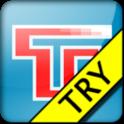 Tracky GPS Navigation+ Compass icon