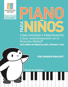 Spanish version Piano For Kids