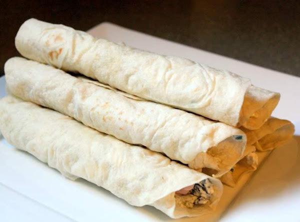 Tortilla Roll Ups Recipe