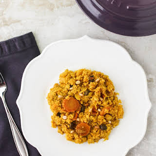 Moroccan Vegetable Tagine.