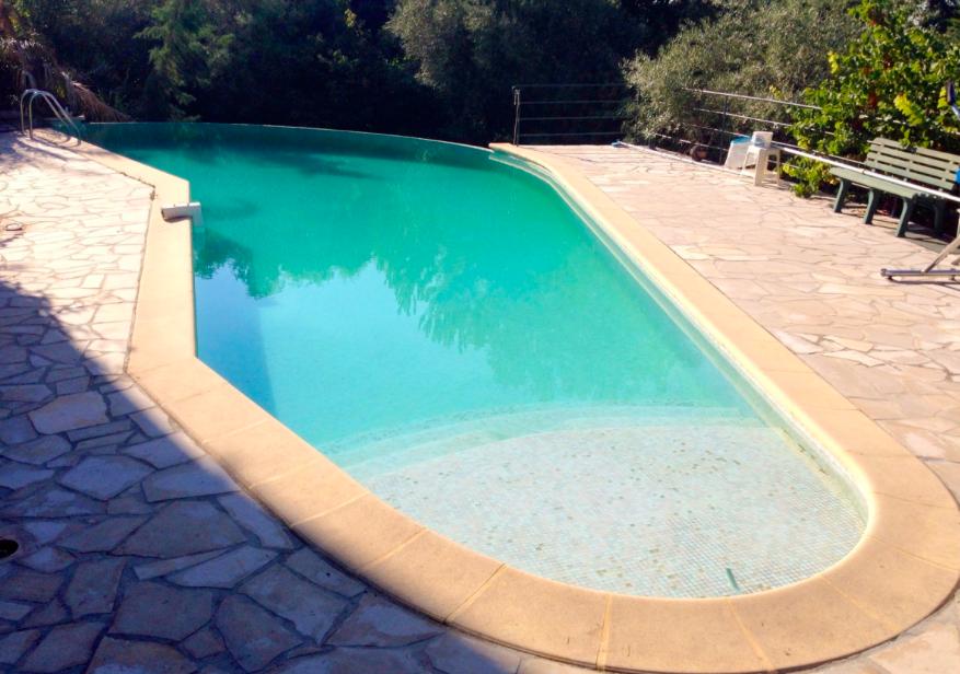 Fêtez votre anniversaire autour d'une piscine privée à Nice