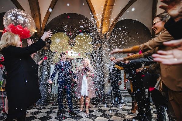 Hochzeitsfotograf Jan Breitmeier (bebright). Foto vom 07.12.2017