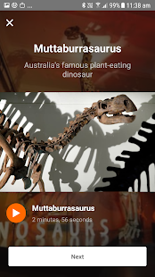 Australian Museum- screenshot thumbnail