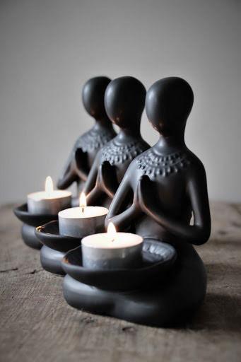 Majas Cottage Yoga Ljushållare