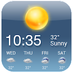 OS Style Daily live weather forecast 15.1.0.46261