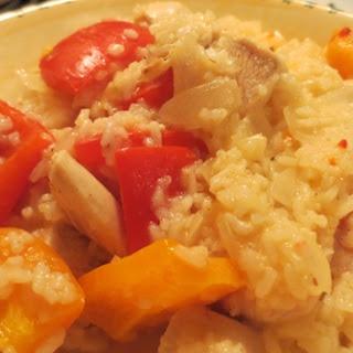 Easy Chicken & Rice Dish the Kids Will Love