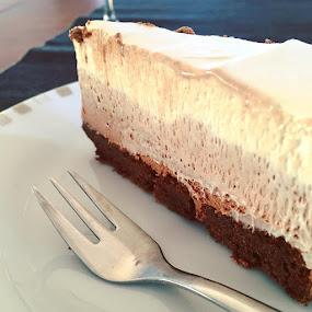 Choco cake by Goran Grudić - Food & Drink Candy & Dessert ( cake, chocolate, delicate, choco cake, delicious,  )