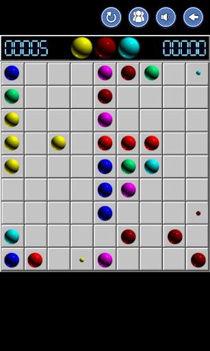 Lines 98 - Color Lines  screenshots 4