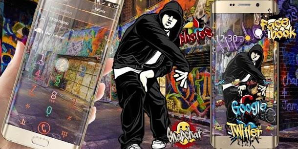 Graffiti Hip Hop Theme 4