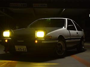 スプリンタートレノ AE86 昭和59年 GTVのカスタム事例画像 どぅさんの2020年05月24日20:53の投稿