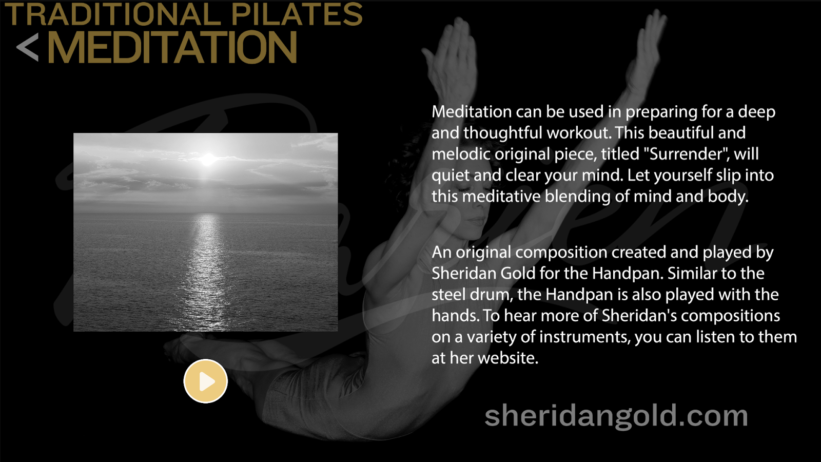 Studio Darien Pilates- screenshot