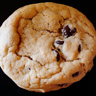 Aunt Alecia's Famous Chocolate Chip Cookies.