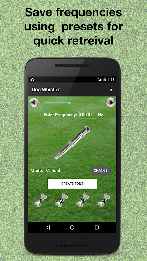 Dog Whistler- screenshot