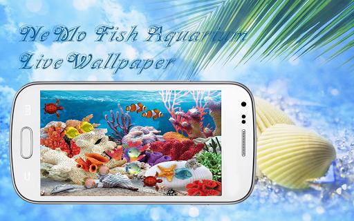 Nemo Fish Aquarium LWP