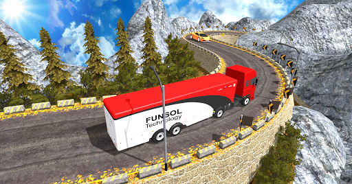 Euro Truck Uphill Simulator for Android apk 6