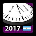 Calendario Feriados 2017-2018 Argentina icon