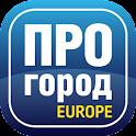 PROGOROD Europe navigation icon