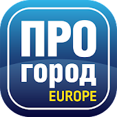 PROGOROD Europe navigation
