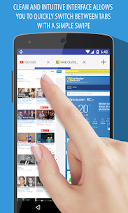 Frost – Private Browser Apk Latest Version Download For Android 4