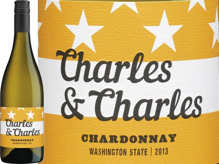 Logo for Charles & Charles Chardonnay