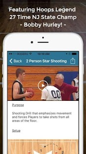 Basketball Shooting Drills V2- screenshot thumbnail