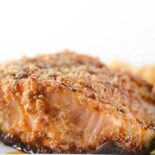 Filet O' Spicy Salmon Maki.
