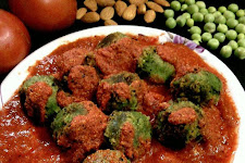 Peas Kofta Curry
